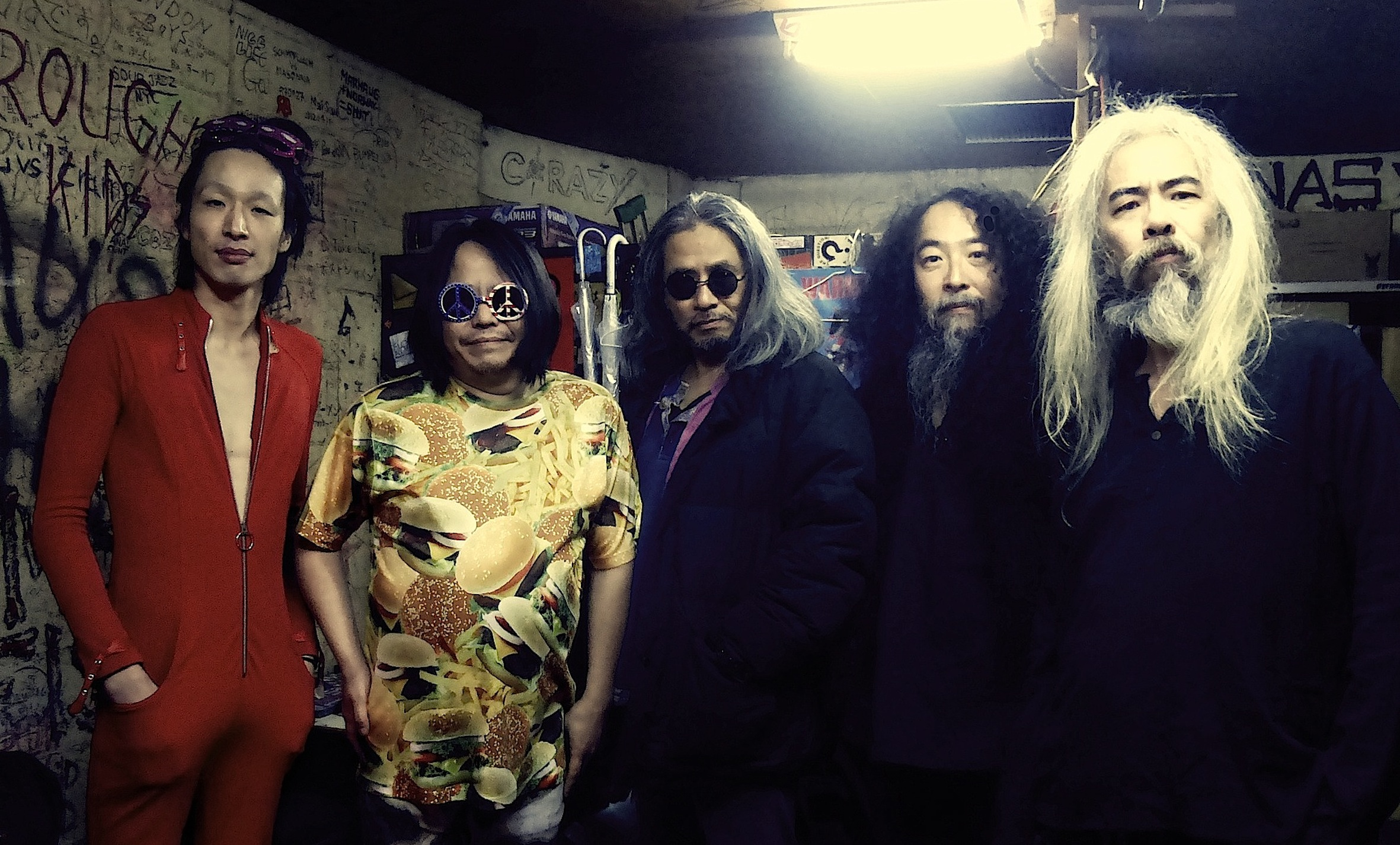 02.10.17 ACID MOTHERS TEMPLE
