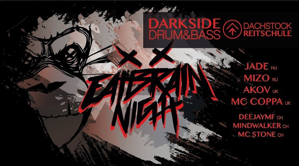 30.11.2019 DARKSIDE EATBRAIN NIGHT