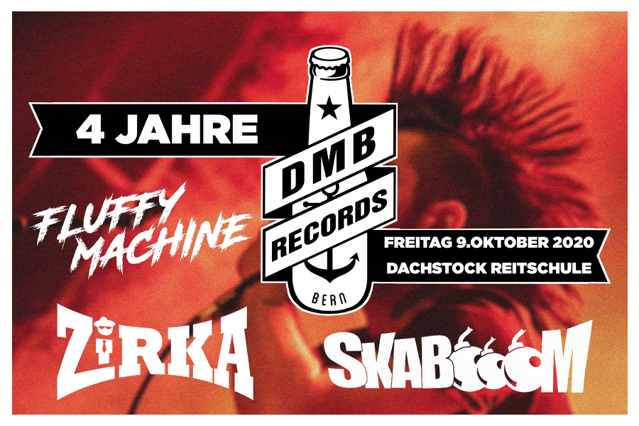 09.10.20 4 JAHRE DMB RECORDS